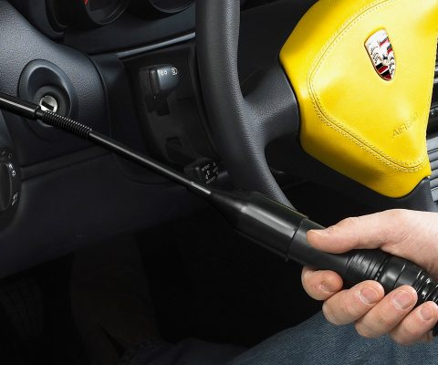 How to Vacuum your Car